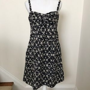 Patagonia Aztec Print Dress with Pockets Size 10